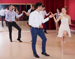 Dance Lessons for Singles